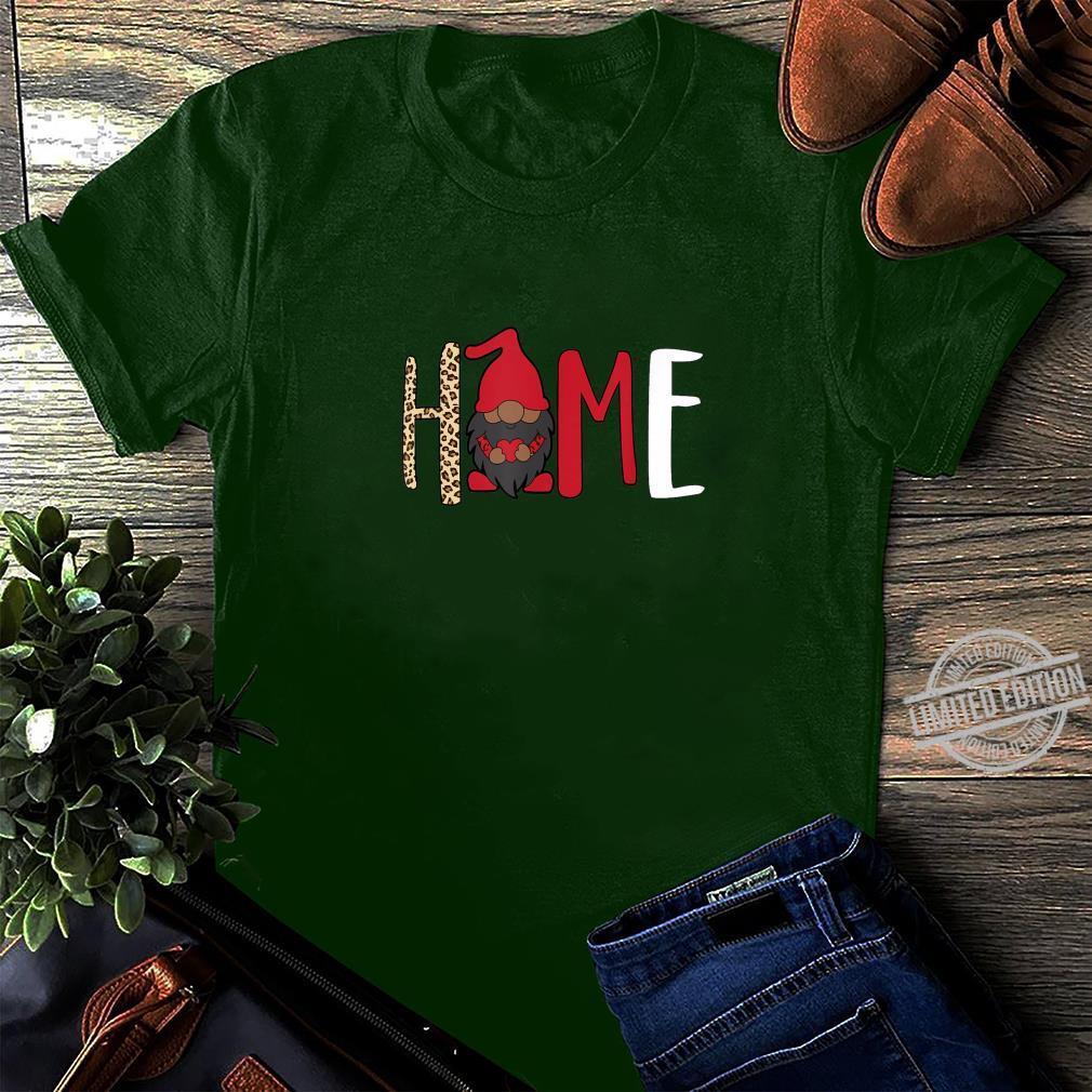 Afroamerikaner Gnome Home Valentines Melanin King Shirt long sleeved