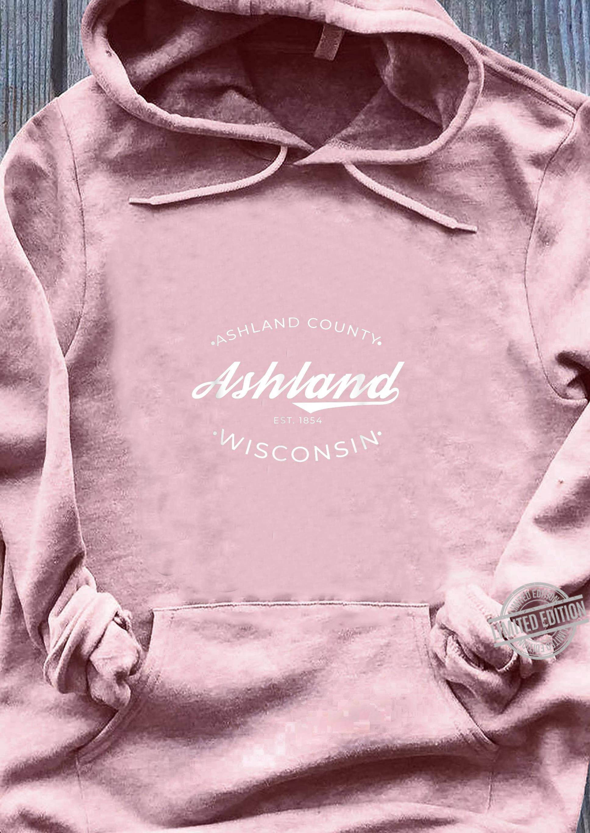 Ashland Wisconsin Retro Logo Shirt sweater