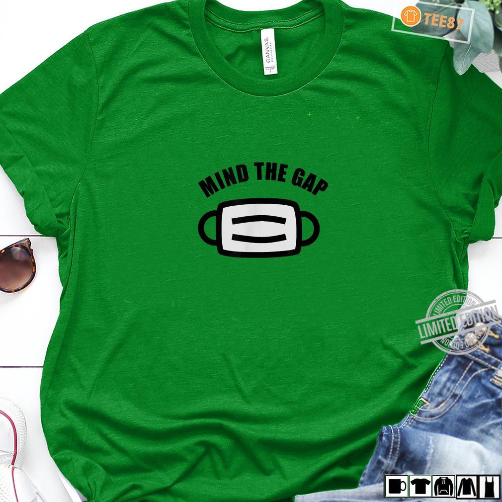 Breathing Mask Mind The Gap Health Awareness Shirt long sleeved